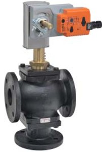 Flanged Globe Valves for single mounting-Image