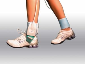 F-Scan In-Shoe Pressure Mapping System-Image