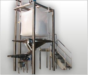 Bulk Bag Unloading Scale Feeder -Image