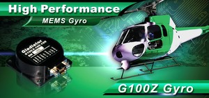 G100Z Ultra Low Noise MEMS Gyro-Image