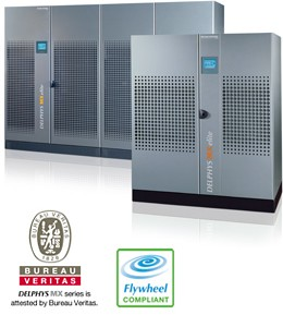 DELPHYS MX 250/900 kVA UPS for Large Data Center -Image