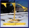 Kwik-Stand Portable Warning/Barrier System-Image