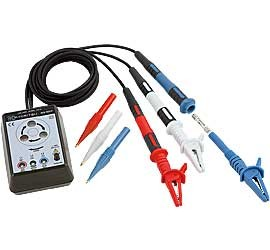 Phase Rotation Tester with Fused Test Leads-Image