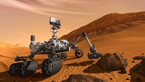 Custom Force Sensors on the Mars Rover Curiosity-Image