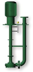 Vertical Wet-Well Chopper Pumps-Image