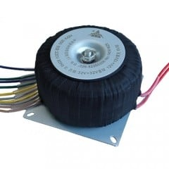 HDV-250 Toroidal Audio Transformer-Image