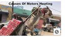 Causes of Motors Heating-Image
