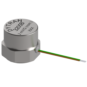 Miniature Low Bias, Single & Triax Accelerometers-Image