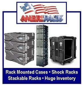Rack Mount Cases, Rack Cases & Shock Racks-Image