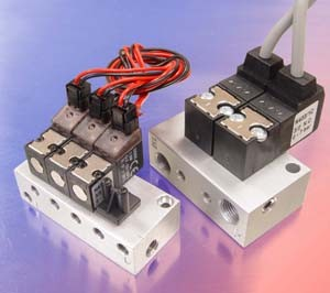 Latching Solenoid Valves-Image