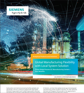 Siemens Global Manufacturing Flexibility -Image