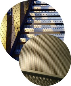 Perforated Carbon Steel-Image