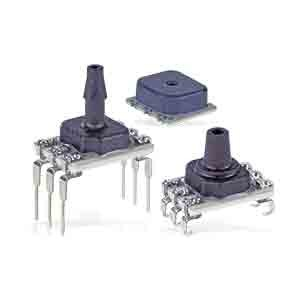 Pressure Sensors with Analog and Digital Output-Image