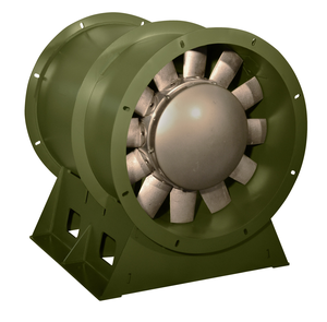Vaneaxial Adjustable Pitch Fans-Image