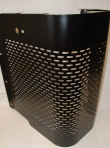Perforated & Fabricated Metal for Heavy Equipment-Image