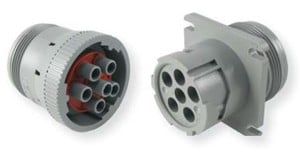Heavy-Duty Circular Connectors-Image