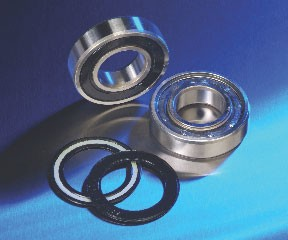 Sealed Solid Lubricant Bearings-Image