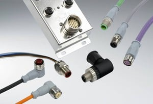 Connectors Industrial Automation and Food/Beverage-Image