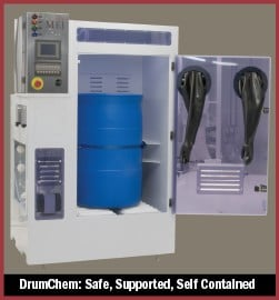 Drum Chem: MEI Bulk Chemical Delivery System-Image