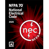 NFPA 70, National Electrical Code (NEC) Softbound-Image