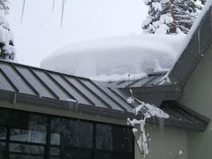 Under Shingle Roof Ice Melt From Heatizon Systems