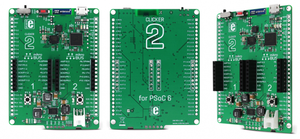 Clicker 2 for PSoC 6: For Faster IoT Innovation -Image