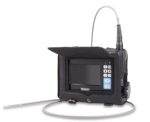 Articulating Video Borescope-Image
