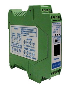 Din Rail Mount Industrial Tachometer with Alarms-Image