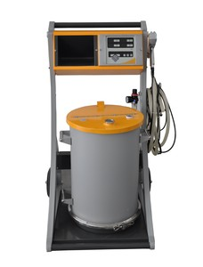 Electrostatic powder coating machine-Image