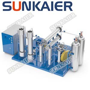 SUPERCRITICAL CO2 EXTRACTION SYSTEM-Image