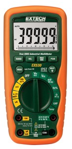 EX530 True RMS Heavy Duty Industrial MultiMeter-Image
