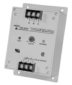 Model 263 - 3 Phase Monitor-Image