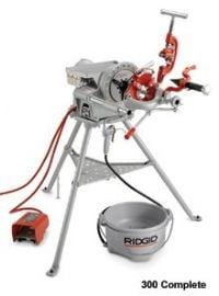 RIDGID® Model 300 Power Drive Pipe Threader-Image