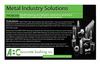 Metal Industry Solutions!!-Image