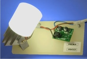 40V Buck Converter for LED Lamps - PR4101-Image