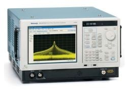 Tektronix RSA6114A Real Time Spectrum Analyzer-Image