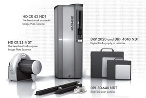 Digital X-Ray Imaging Systems for NDT -Image