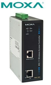 Faster Roaming with MOXA's Controllers - WAC 1001-Image