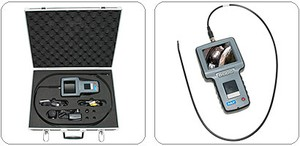 Video Endoscope...Handheld for Restricted Spaces-Image