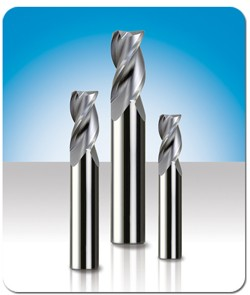 EXMG 3 Flute Variable Helix End Mill by Melin Tool-Image