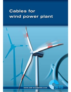 SAB Cables for Wind Power Plants-Image
