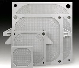Welded Membrane (Diaphragm) Filter Plates-Image