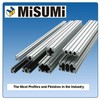Aluminum Extrusions from MISUMI USA-Image