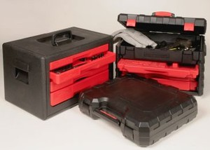 Custom-Pak's Blow Molded-Cases Are Unbeatable.-Image
