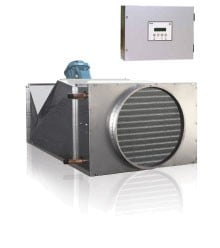 EcoFlex90+ Modulating Fan-Powered Economizer-Image