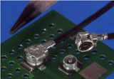 World's Smallest Cable-to-Board Coaxial Connector-Image