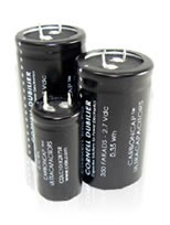 Cornell-Dubilier Snap-In Capacitors-Image