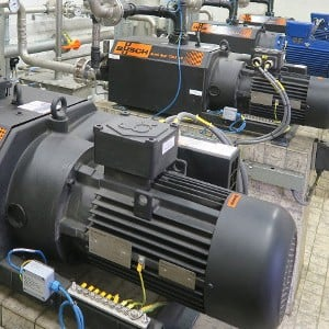 Efficient biogas production claw compressors-Image