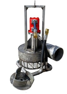 Stainless Steel Submersible Long Pump Life GRIFFIN-Image