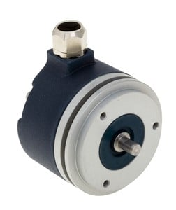 Explosion-protected Encoders from Leine & Linde-Image